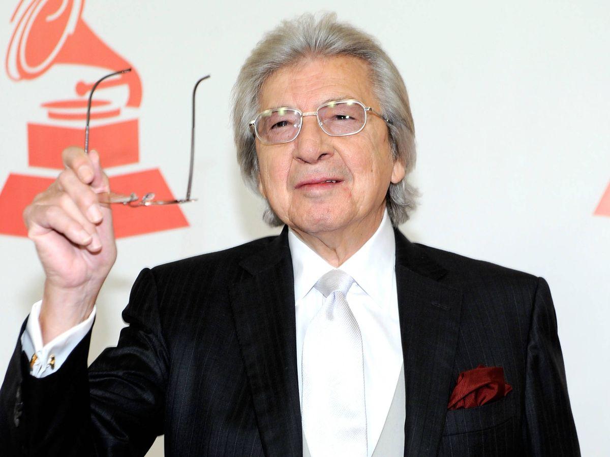 Foto: Manuel Alejandro, en una imagen de 2011. (Getty)