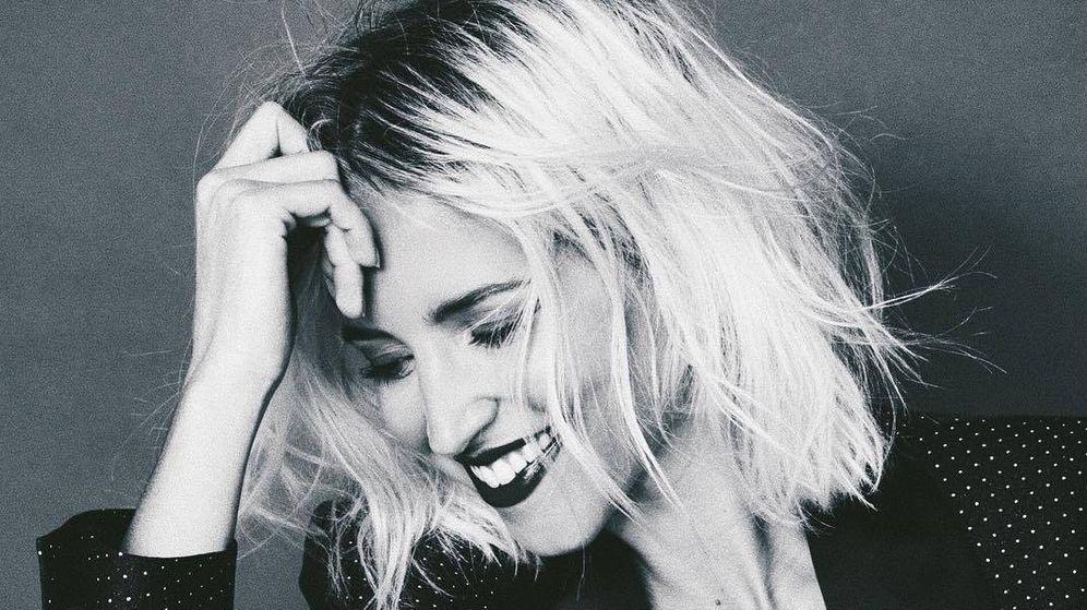 Foto: Sesión de fotos que acaba de publicar la actriz. (Dario Arangio)