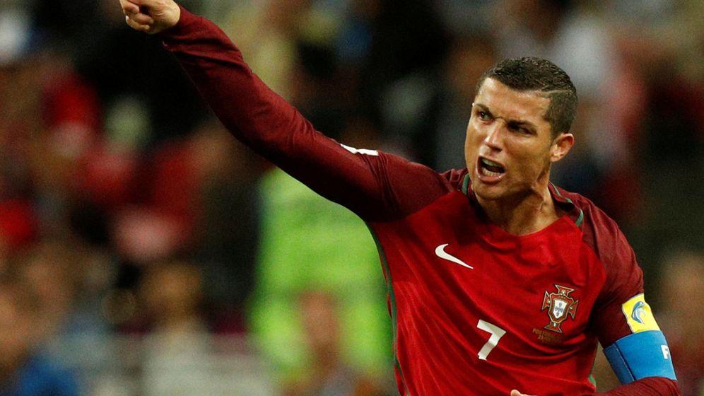 Foto: Cristiano Ronaldo, acusado por Hacienda por defraudar 14,7 millones de euros. (Reuters)