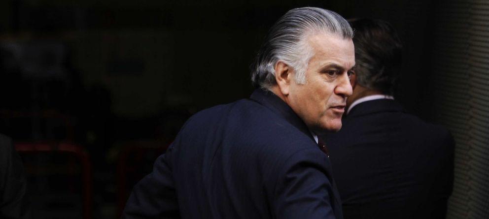 Foto: El extesorero del Partido Popular Luis Bárcenas (EFE)