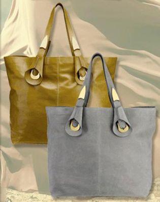 Foto: Este otoño, de compras con los seductores shopping bags de Juano Oliva