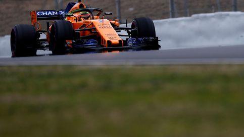¿De qué hablarían Boullier y Renault tras dar McLaren solo 37 vueltas?