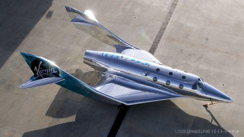 Esta es la nueva nave espacial de Virgin Galactic