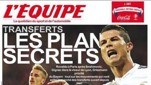 Cristiano Ronaldo es el objetivo del PSG... para el verano de 2016