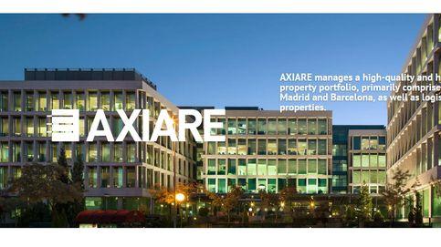 Axiare compra ocho inmuebles en Madrid y Barcelona por 173 millones