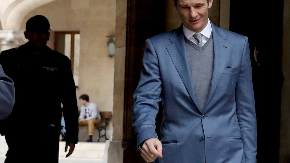 El Supremo rebaja en cinco meses la pena a Urdangarin pero no le libra de la cárcel
