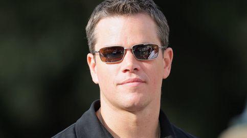 Matt Damon y Pablo Isla, de paseo por las instalaciones de Inditex en Arteixo