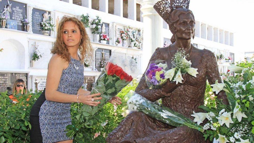Gloria Camila recuerda a Rocío Jurado: Ojalá no se hubiese ido