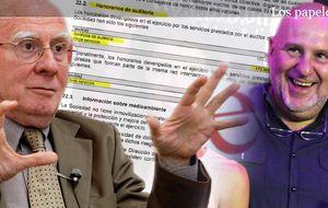 La SGAE dilapidó 1,1 millones en informes contra 'Teddy' Bautista