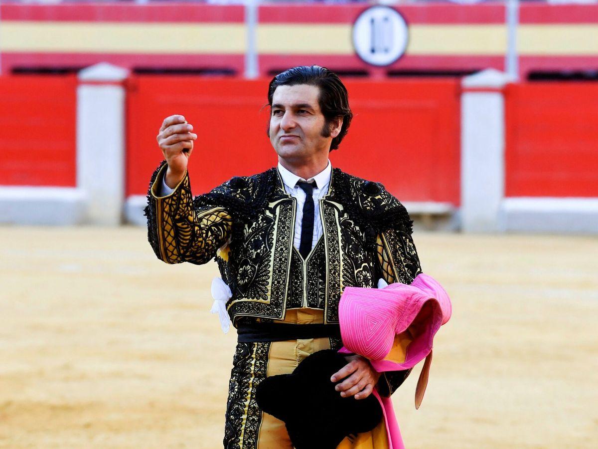 Foto: Morante de la Puebla. (EFE)