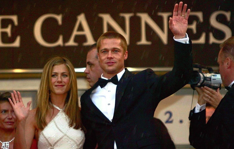 Foto: Brad Pitt y Jennifer Aniston en una imagen de archivo (Gtres)