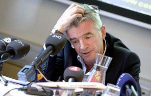 La agresiva bajada de precios de Ryanair hunde las aerolíneas en bolsa