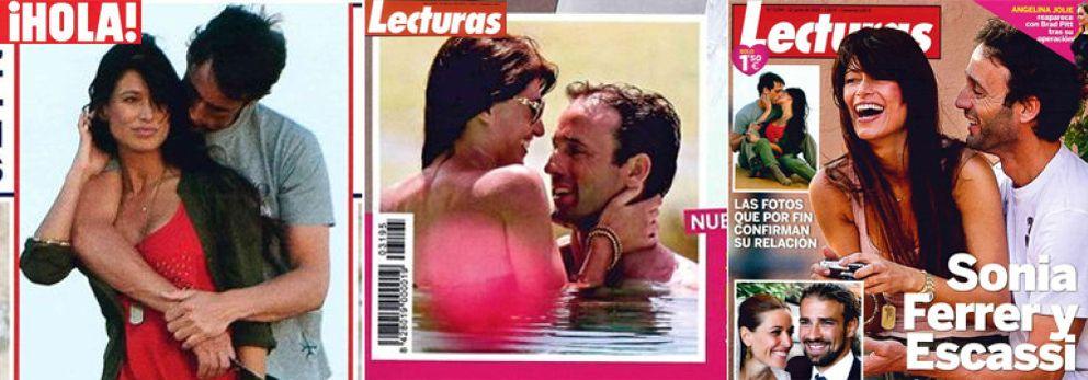 100.000 euros por las polémicas fotos de Sonia Ferrer y Álvaro Muñoz Escassi