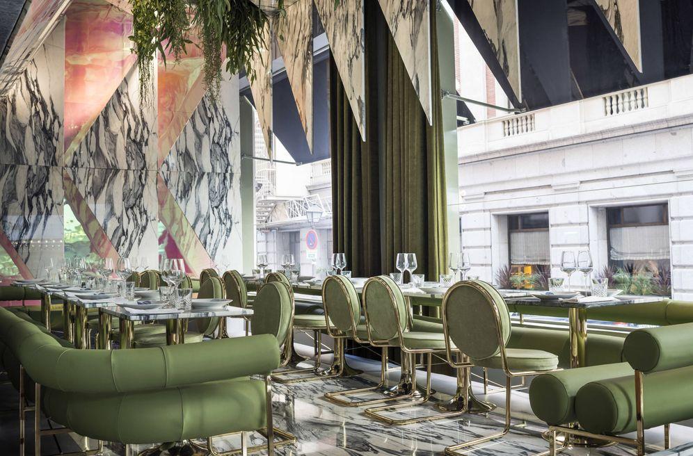 restaurantes de madrid el jard n del orfila r mola