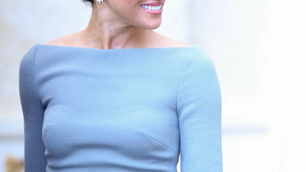 ¿Tiene Meghan Markle una estilista a distancia?