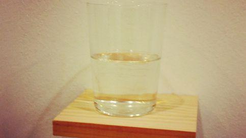 Medio vaso de agua por 20.000 euros