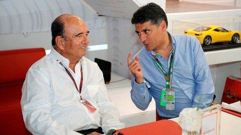 Pablo de Villota, del Banco Santander y Ferrari a la presidencia de la FEA