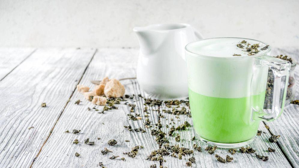 beneficios del te verde en el embarazo