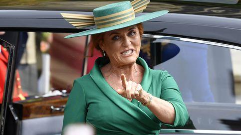Sarah Ferguson reclama su lugar en la familia real tras la boda de su hija