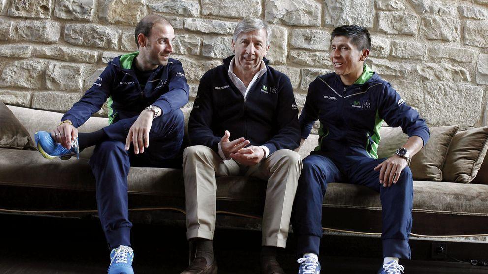 Unzué: Quintana está en progresión y preparado para ganar el Tour algún día