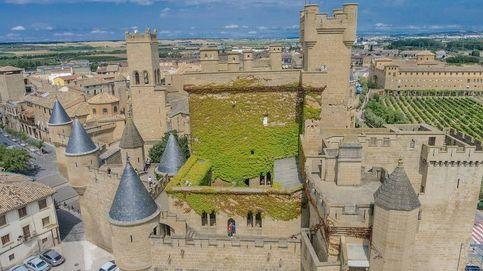 Palacio Real de Olite: todo un 'cinco estrellas' de la época medieval