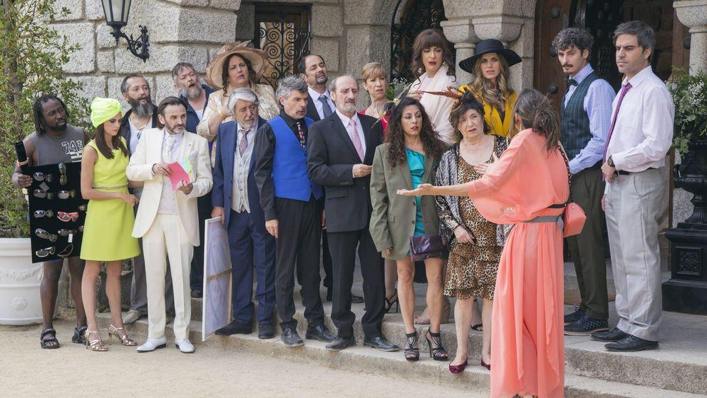 'La que se avecina' se despide con boda gay: Fermín y Vicente se casan