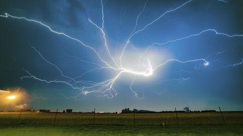 Tormenta eléctrica en Polonia