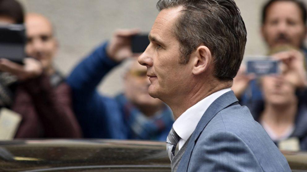 La Audiencia de Palma dicta libertad para Urdangarin con comparecencias en Suiza