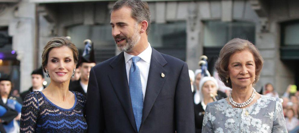 Foto: Ceremonia de entrega de los Premios Príncipes de Asturias 2014