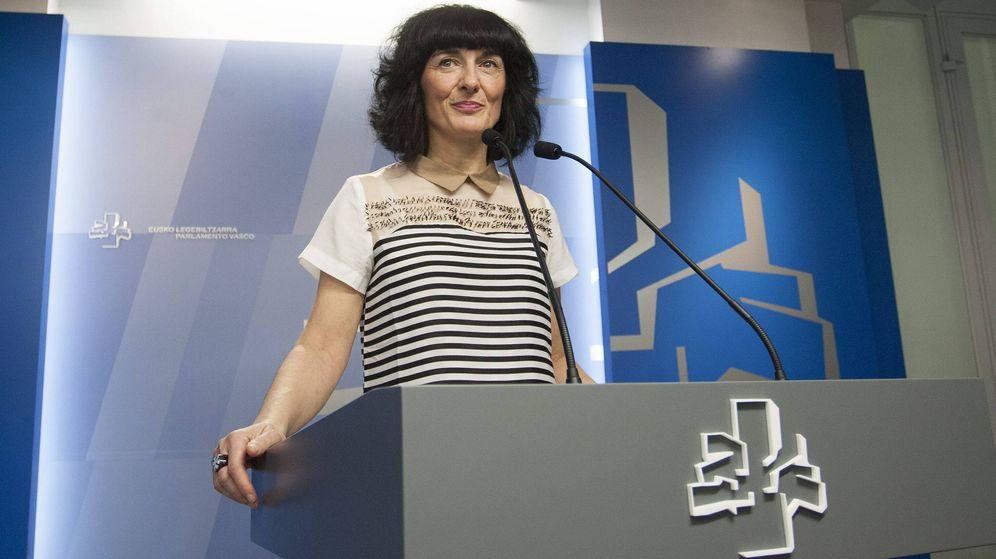 Foto: La directora general de EiTB, Maite Iturbe. (EFE)