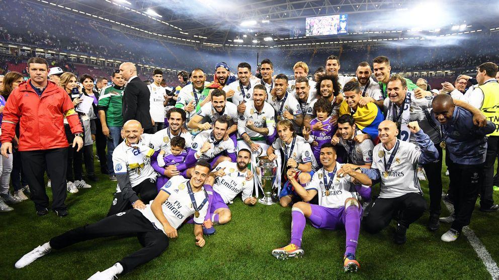 El Real Madrid gana su Duodécima Copa de Europa ante más de 9,6 millones