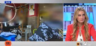 Post de Una reportera de 'Espejo Público', amenazada a punta de cuchillo