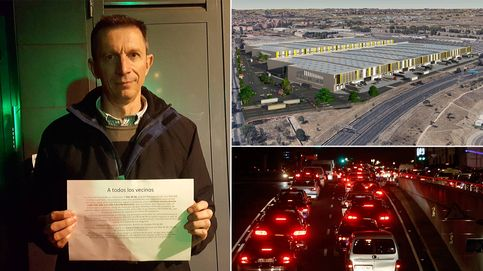 Vivir frente al mayor polígono logístico de Madrid: Vendrá Amazon y colapsará la zona
