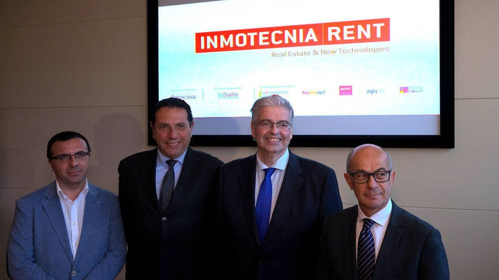 Foto: Inmotecnia Rent, una feria que explora cómo la tecnología facilita la gestión inmobiliaria
