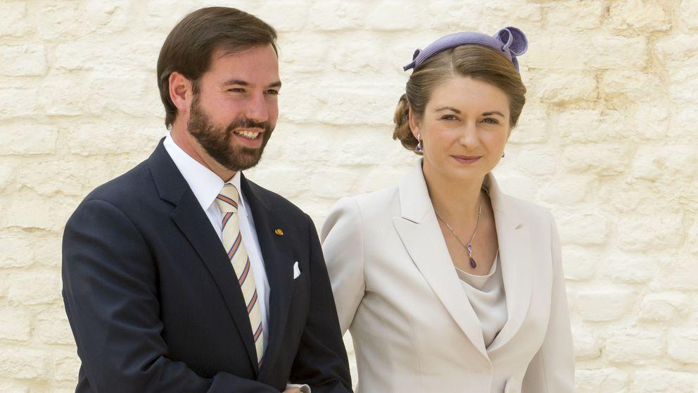 Guillermo y Sthépanie de Luxemburgo: sin noticias del heredero del heredero