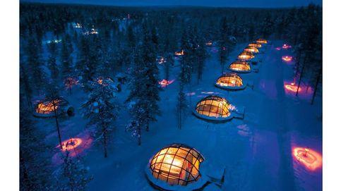 Los hoteles más originales para pasar estas navidades