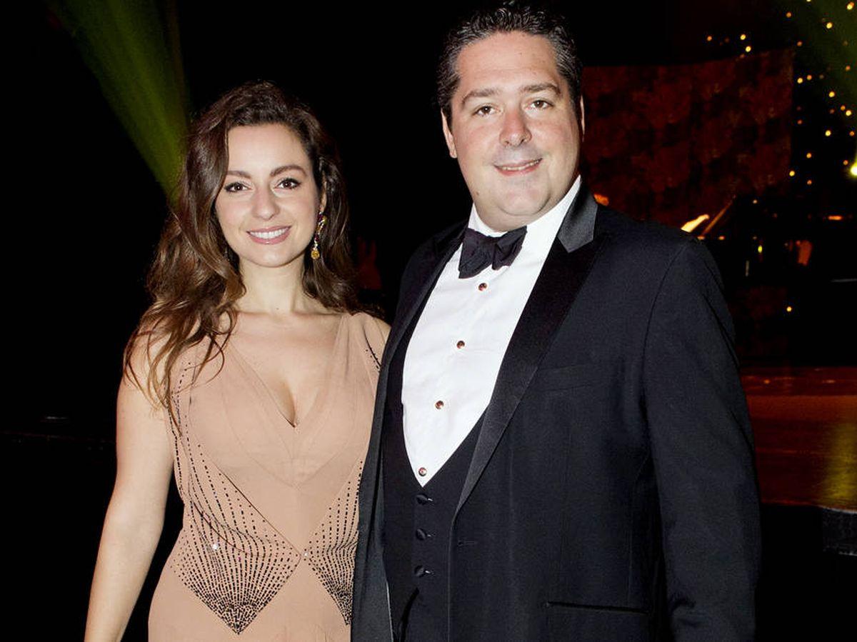 Foto: Jorge de Rusia y su prometida. (Getty)