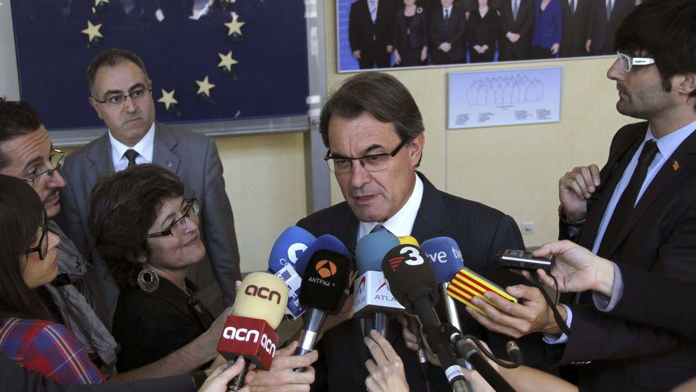 La Generalitat ignora a sus 'embajadas' en su despliegue independentista en Europa