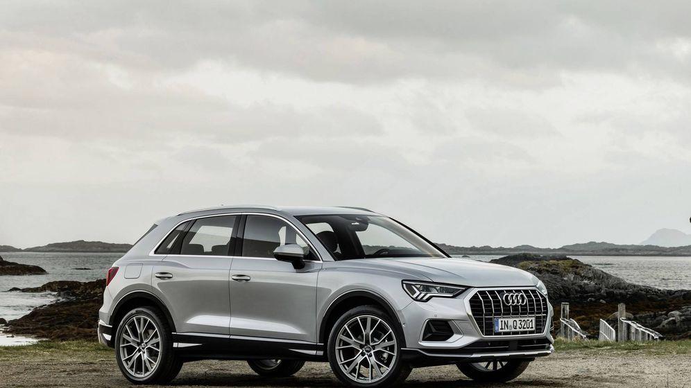 Foto: El nuevo Audi Q3 llega en noviembre