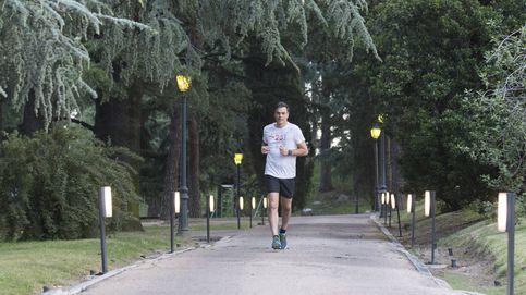 Sánchez en Moncloa: 'running', saludo a su perra Turca y cita con su núcleo duro