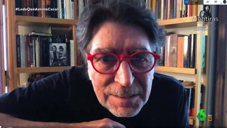 Jordi Évole y Joaquín Sabina: las mejores frases que ha dejado el artista en La Sexta