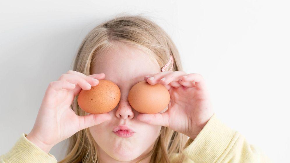 Foto: Los niños pueden también contribuir en la cocina