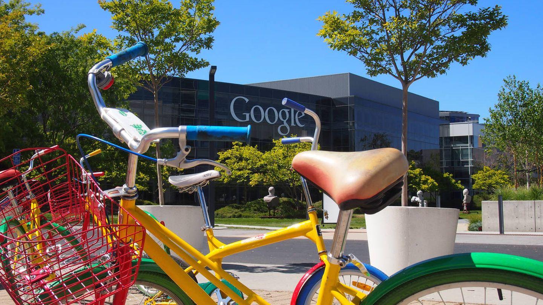 Las oficinas centrales de Google en Mountain View, California. (iStock)