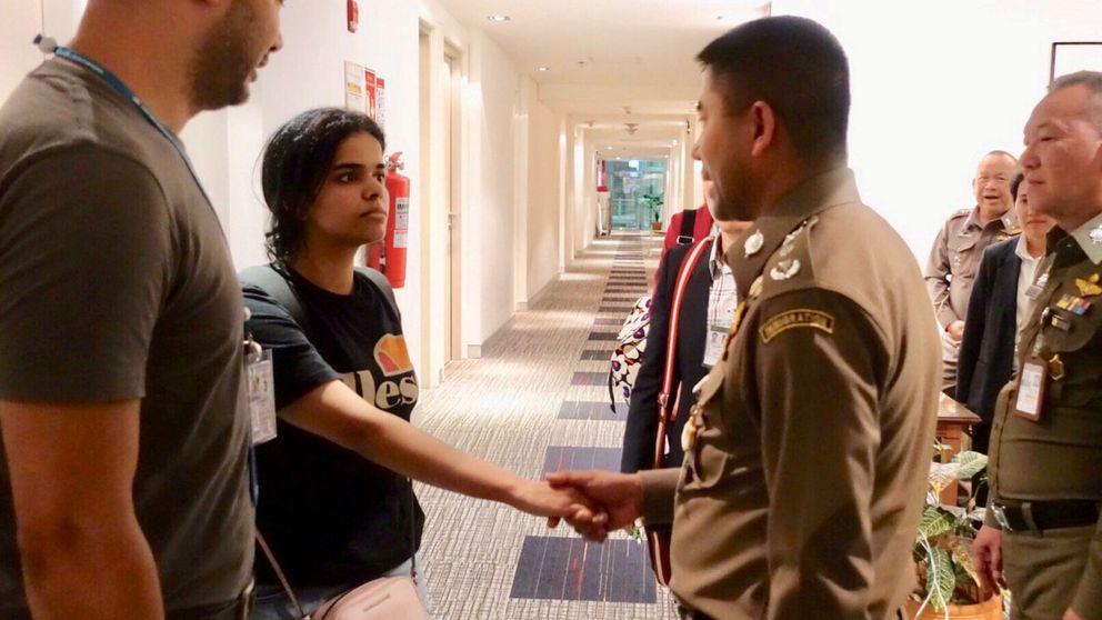 Australia baraja acoger como refugiada a la joven saudí que apostató del islam