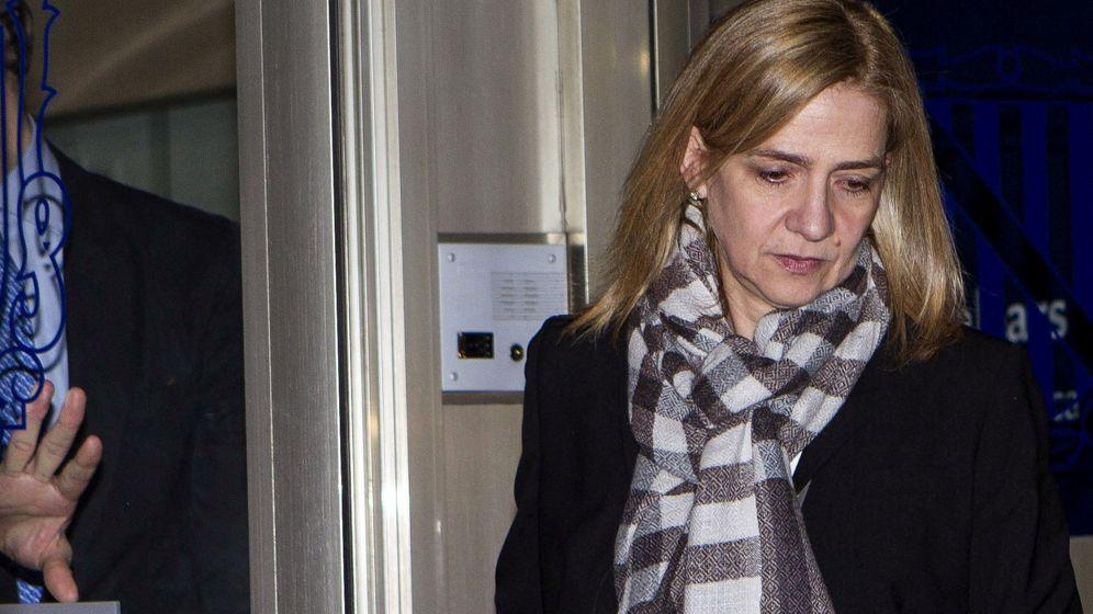 Foto: La acusación contra la Infanta en el caso Nóos, en el aire por la operación Nelson (Efe).