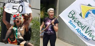 Post de Convertidos a la extrema derecha: los jóvenes que apoyan al Le Pen brasileño