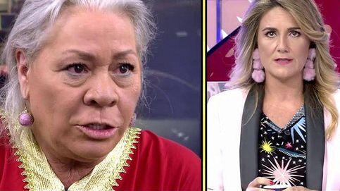 El repaso de Carmen Gahona a Carlota Corredera: Tú no eres nadie