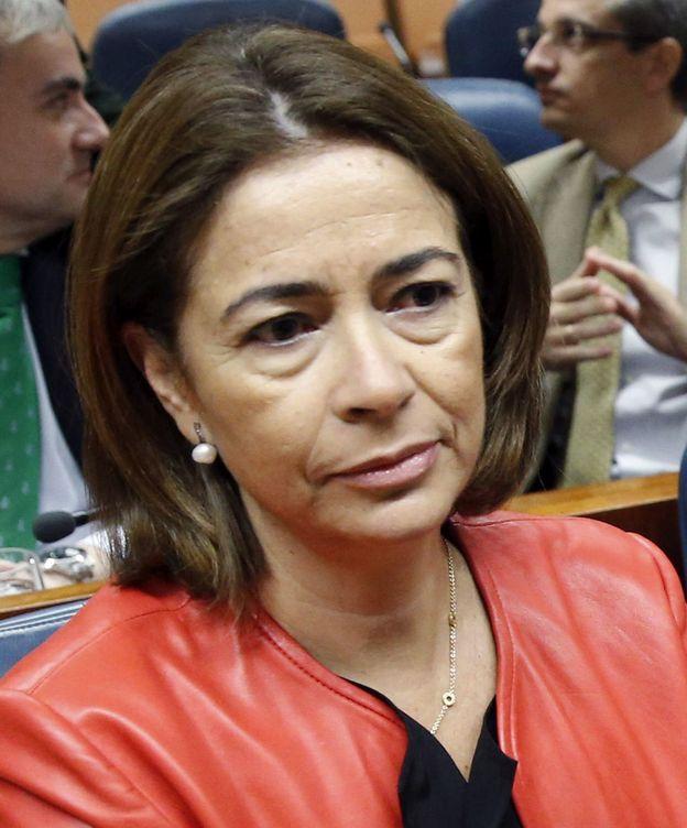 Foto: Fotografía de archivo de la diputada del PP en la Asamblea de Madrid, Elena González-Moñux. (EFE)