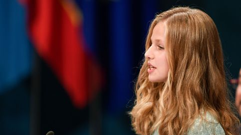 El discurso de Leonor en los Premios Princesa de Asturias: Este momento será inolvidable para mí