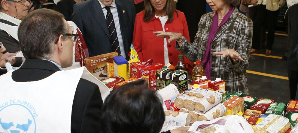 La nueva sede del Banco de Alimentos en Alcorcón repartirá 8.000 kilos diarios